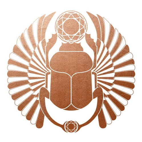 The Scarab Activation - Rise above Life's Challenges & Blockages