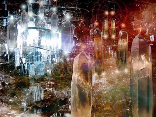 The Atlantian Crystal Activation - The New Age of Peace and Transformation.