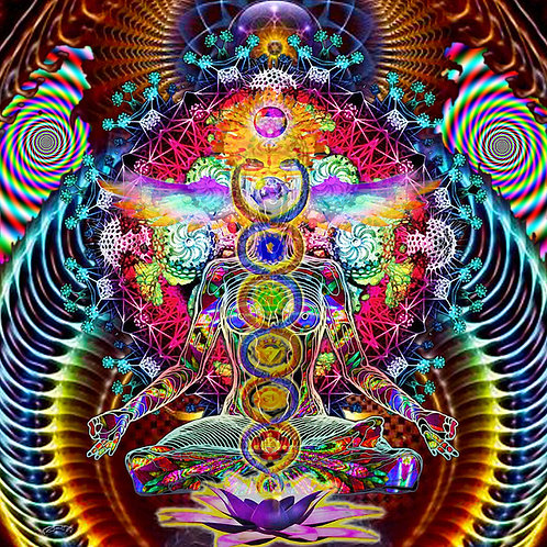 Soul Care 1-5 - Spiritual Descention, Spiritual Integration & Sacred Wholeness