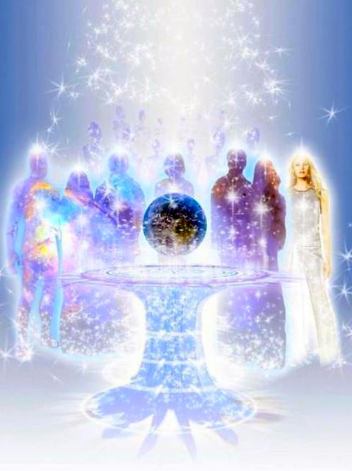 Ascended Master Series - Divine Awakening, Inner Healing & Spiritual Awakening
