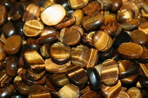 Tigers Eye Golden Ray of Confidence Empowerment - Self Acceptance & Confidence