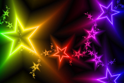 Rainbow Star Energy Attunement - Clearing, Cleansing, Transmutation & Healing