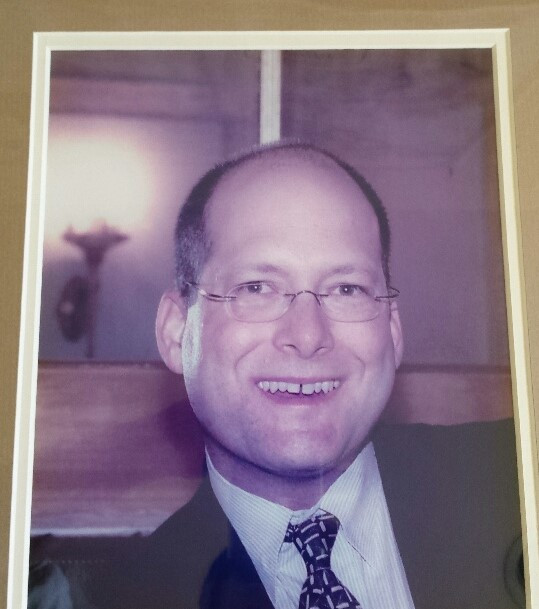 Leukemia patient, brother-in-law, Eric Schocket