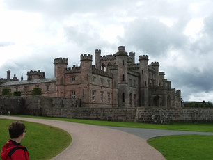 What Castles Teach Us