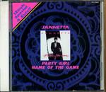 Jannetta Party Girl CD