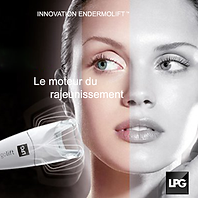 LPG, endermologie visage, institut de beauté, le temps de plaire, St Jean du Gard