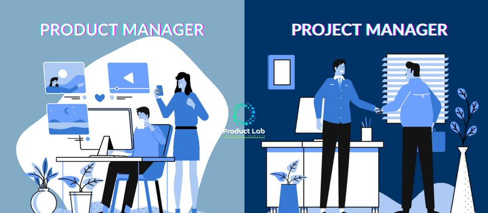 Sự khác biệt giữa Product Manager và Project Manager