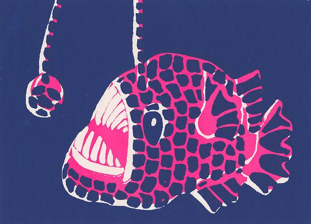 silkscreen print, Muescle Siebdruckkollektiv (2017)
