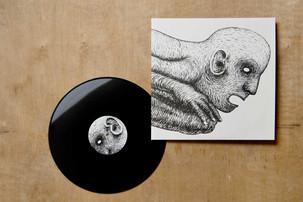 Viaticum, vinyl cover (2015)