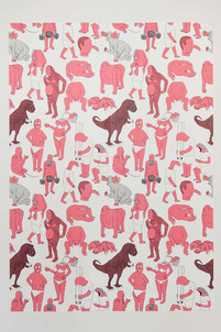 ANAUS, poster, wallpaper (2014)