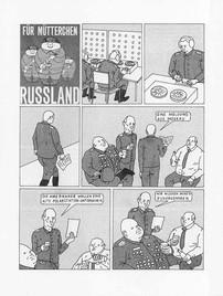 Für Mütterchen Russland, Ampelmagazin #13 (2015)