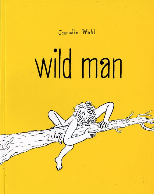 wild man, comic, 34p (2018)