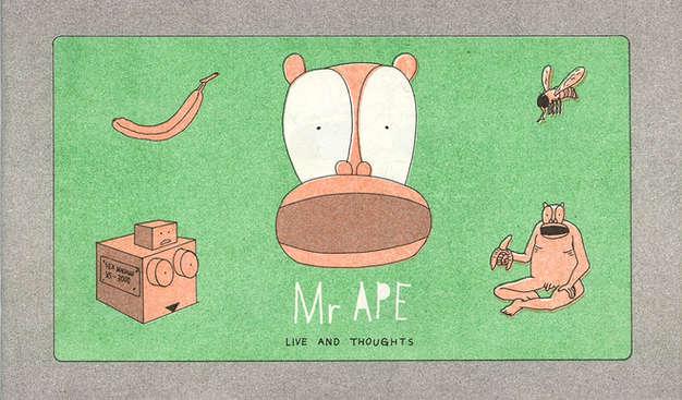 Mr Ape (2015)