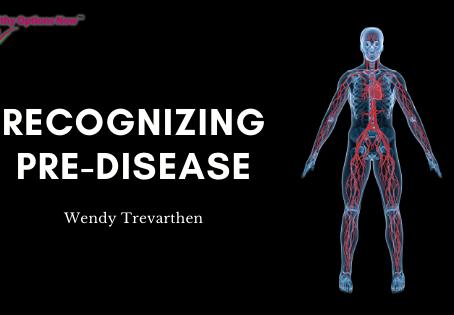 Recognizing pre-disease