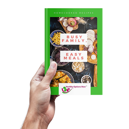 Busy Family • Easy Meals