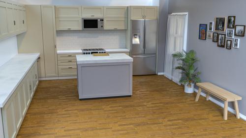 Kitchen Concept Grey