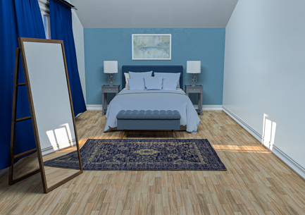 Bed Room Concept