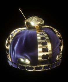 Bean Crown Purple
