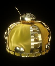 Bean Crown Yellow