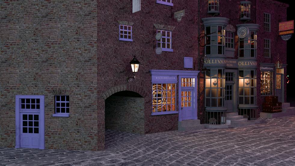 Diagon Alley 06