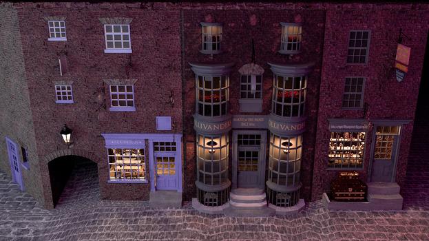 Diagon Alley 02