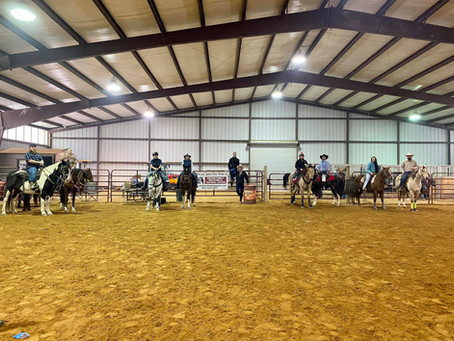 Mounted Shooting Clinic for Beginners