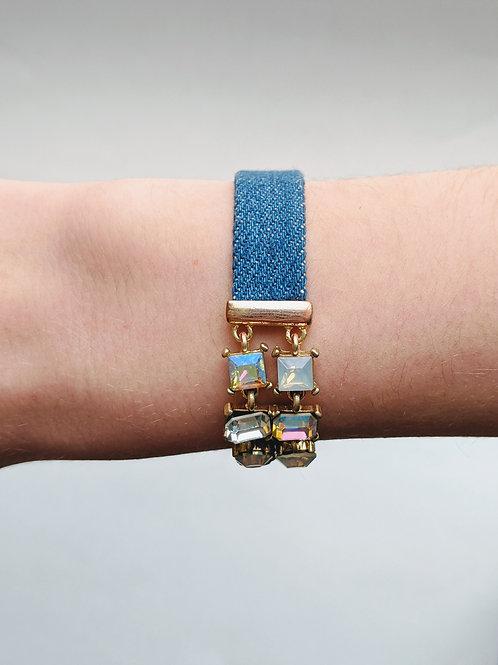 Jean Stud Bracelet