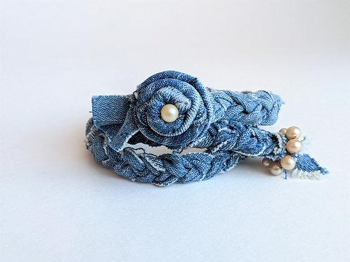 Jean Wrap Bracelet