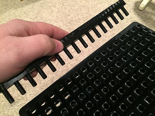 Seedling Tray Dislodger Tool