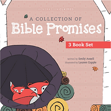 Collection of Bible Promises Children's Book