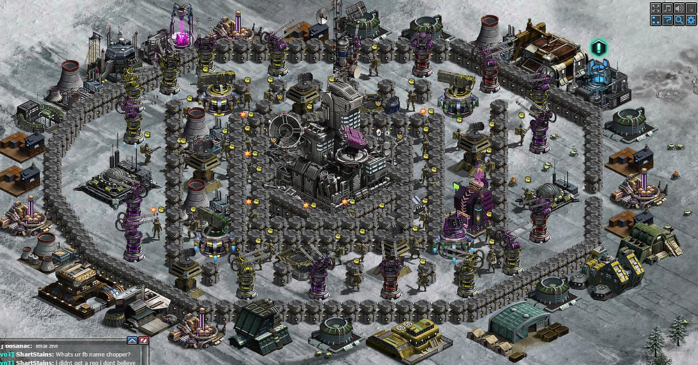 War Commander Bases | Can't Use Logistics For Aggressor  Every time I use logistics to upgrade War Commander Aggressor, I get an error and