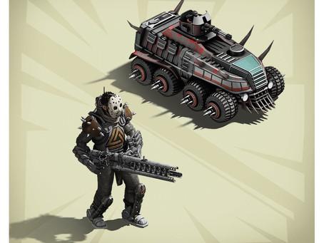 War Commander Bases | Faction Bonus Help