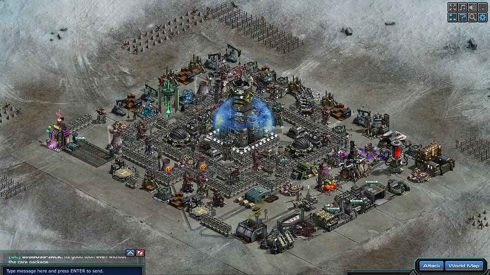 War Commander Bases | LDK (46)  But you fail to see the point.  War Commander Kixeye will bring out new units to enable