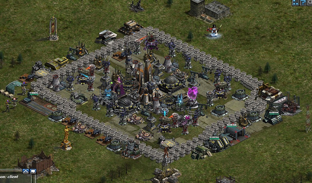 War Commander Bases | Defense Platoon  I would love if defense platoon repaired simultaneously with my normal War Commander platoons