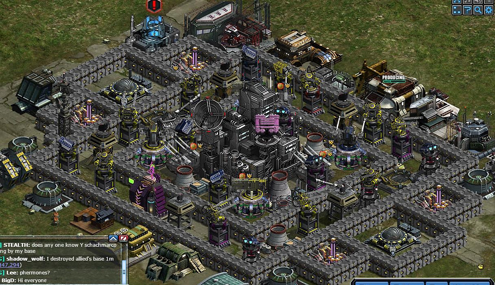 War Commander Bases   Old School Bases  I am old school War Commander and when I role on a base it is with no more than 3
