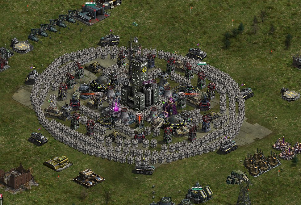 War Commander Bases | Everyone Gets Damage  Remember even though the War Commander base could not stop or stand up to that level