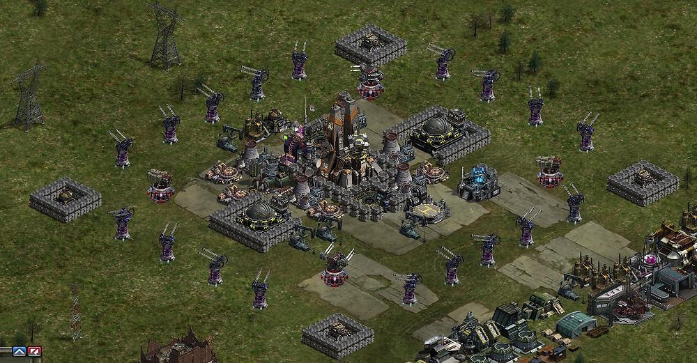 War Commander Bases | Big Base Defender  I'm a big base defender on War Commander so what? I don't attack back because I