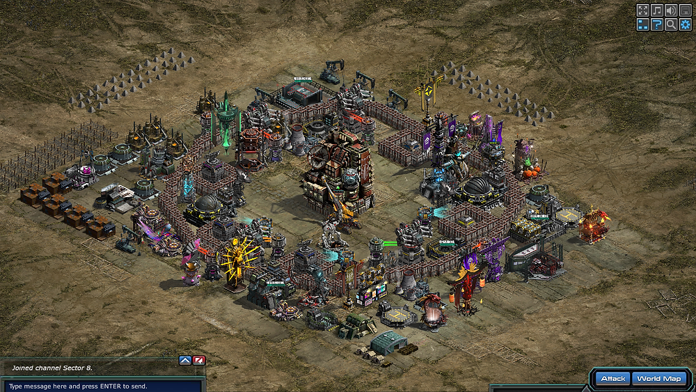 War Commander Bases | palestiNe (45)  Their War Commander base is too low to have all that crap maxed.  Well not all of them