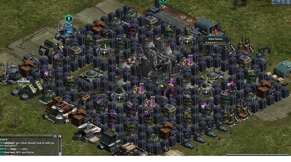 War Commander Bases | Get Revenge!  I think you do touch an a very important point that a majority of the War Commander players on
