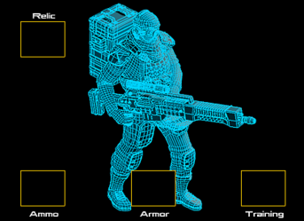 War Commander | Weaver Schematic has 4 Component Slots each containing 3 to 4 Components.  Schematic Summary WEAVER SCHEMATIC SUMMARY