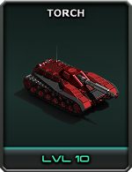 War Commander Bases | Torch  The War Commander Torch upgrade and repair cost were reduced in the Game Update
