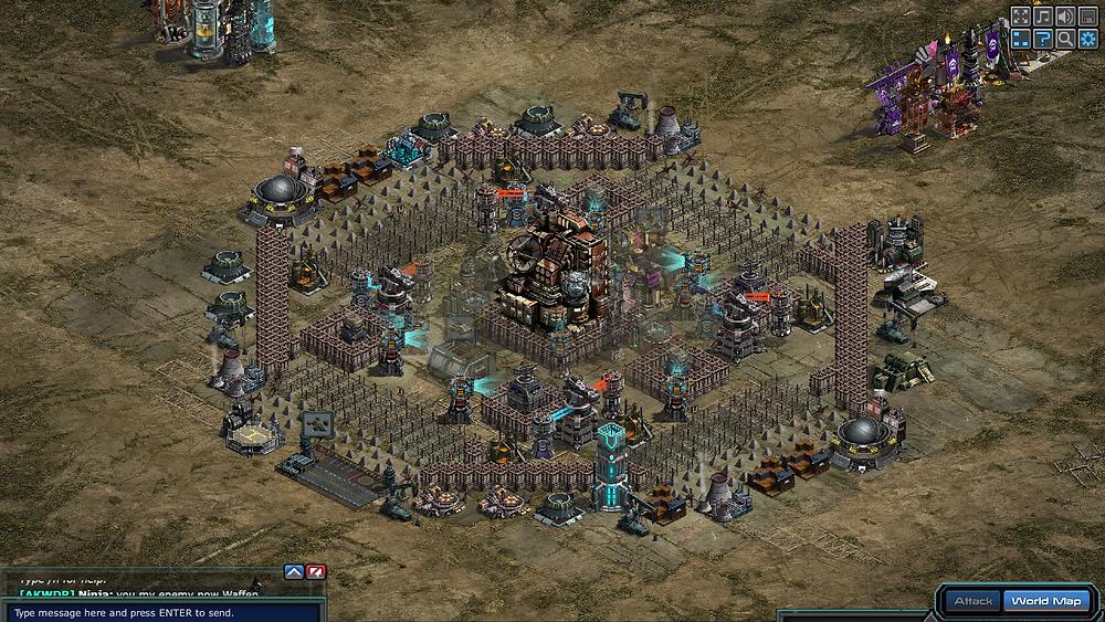 War Commander Bases | BAD_AZZ_NOOB (50)  However, the long War Commander repair times for defensive uniques destroy the whole purpose