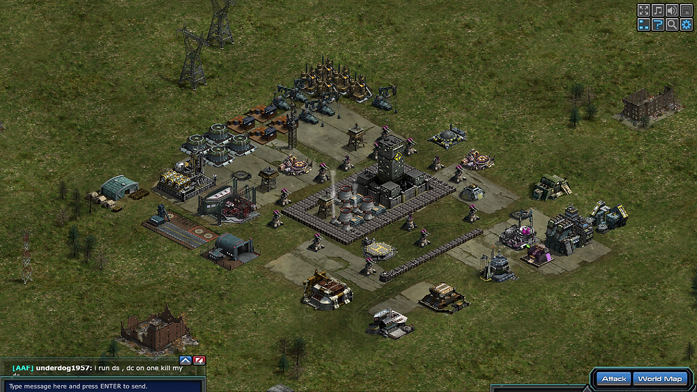 War Commander Bases   BA-Lais (24)  You don't actually have to use all the War Commander defensive uniques. Using all of them should