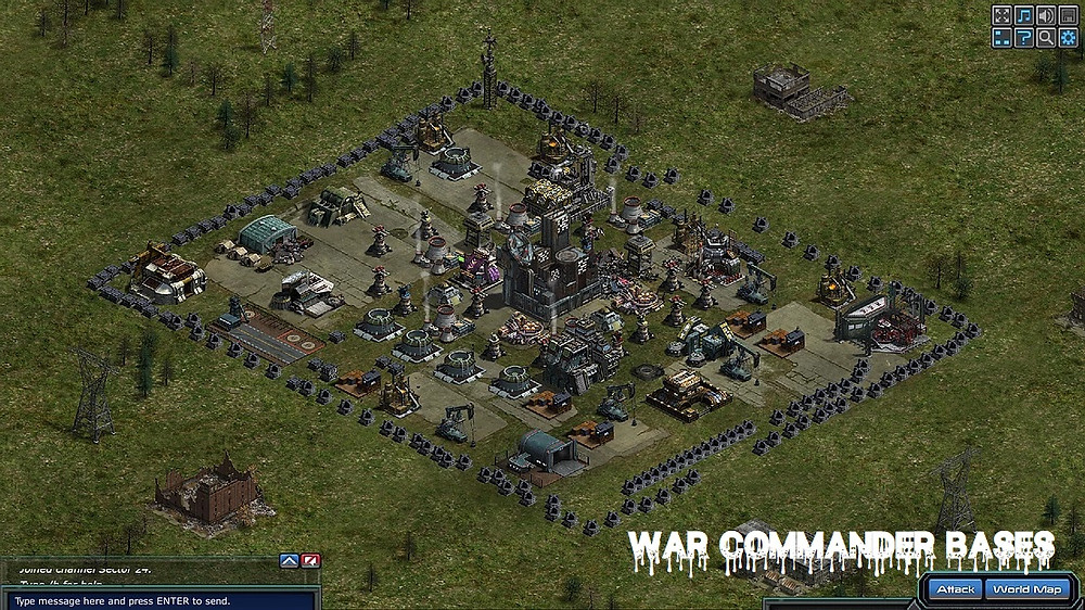 War Commander Bases | deathsquad (31)  War Commander Purchase item not received  I purchased the War Commander NOVA for 100 Coins but