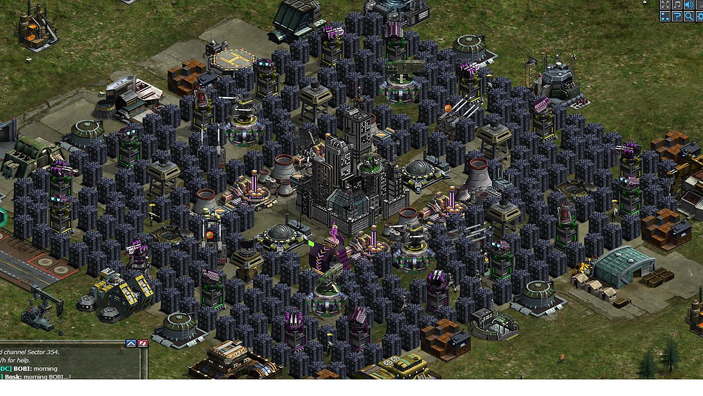 War Commander Bases | Air Attack With Buggies  All they have to do is pick 2 bases and send 5 buggies to each War Commander base.  One