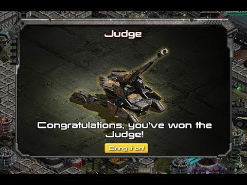 Is War Commander judge worth to take?  R: yes do get it along with War Commander tech  R: It depends