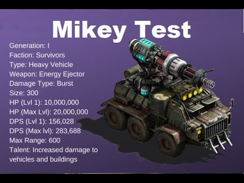 I Think War Commander Mikey Should Be Brought Back Because He Is Essential In Every War Commander Player