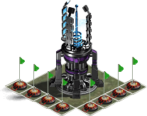 War Commander Bases | Tesla Tower The War Commander Tesla Tower Renders All Affected Units Temporarily Incapable