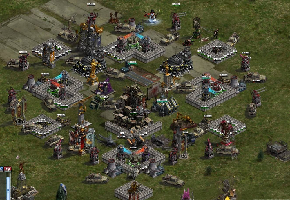 War Commander Bases | Base Flat  First, if any of you have been here in War Commander game since the war rooms and prior to