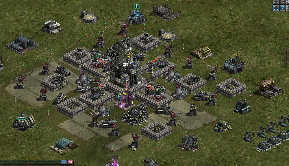 War Commander Bases | Event Formats  These new War Commander Event Formats must be THE best Kix have ever come up
